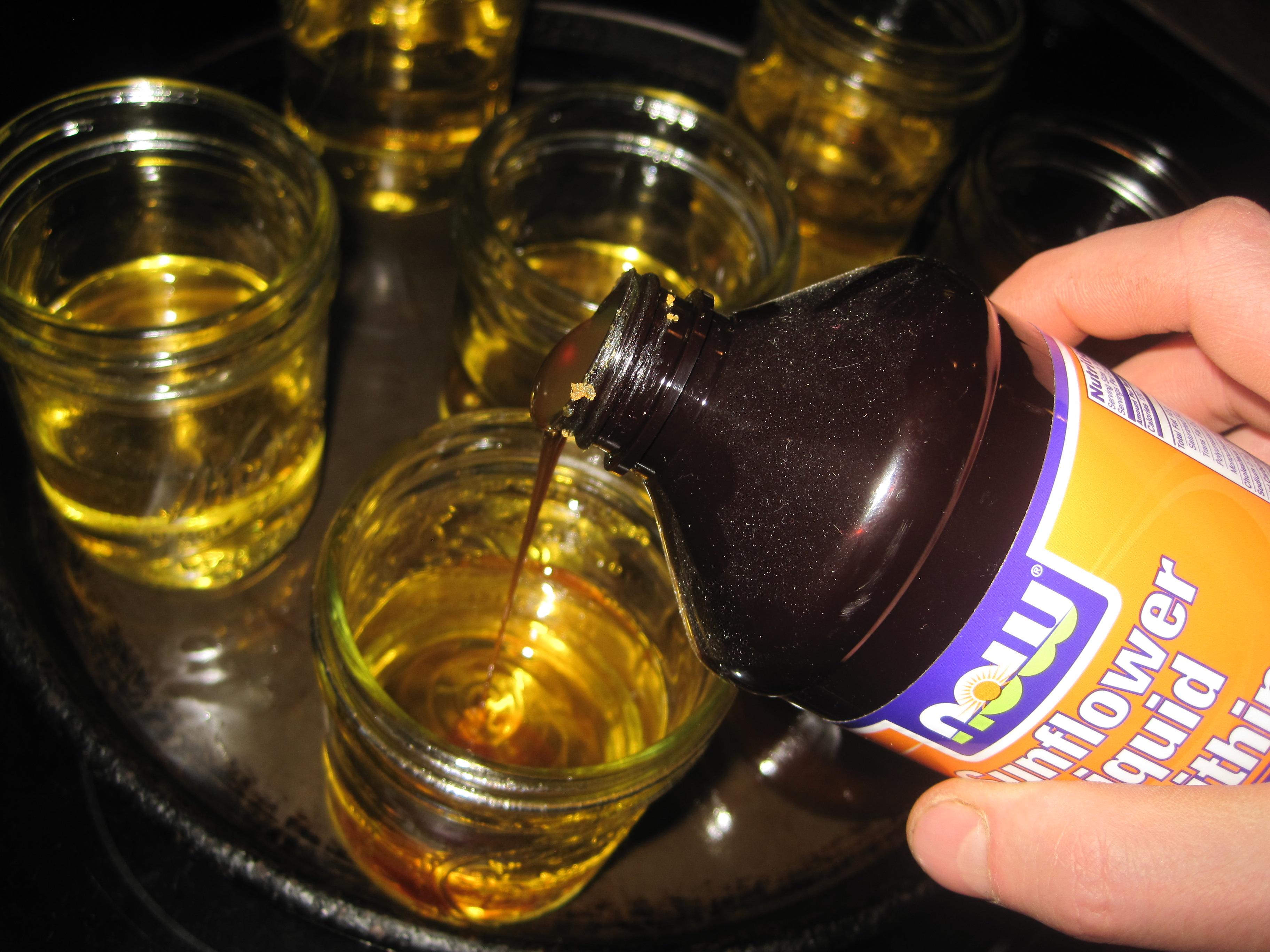 Lecithin in CBD Oil